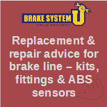 Abs sensor replacement